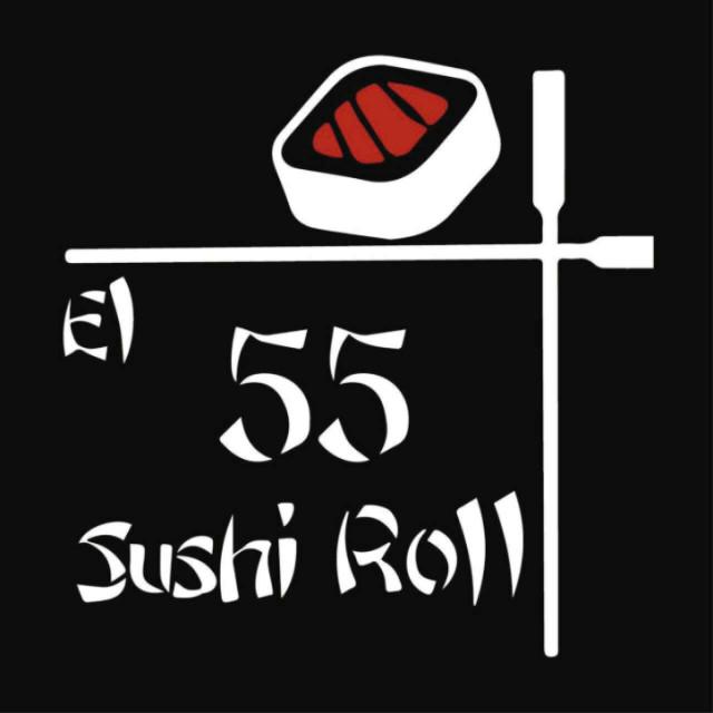 El 55 Sushi Roll