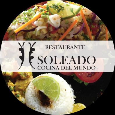 Restaurante Soleado, cocina del mundo