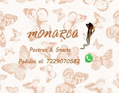 Monarca Postres & Snacks